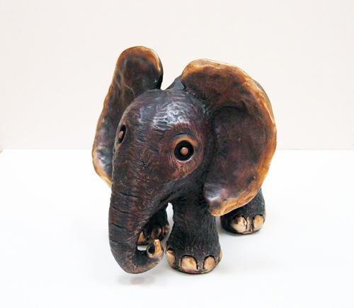 Kumpf Der kleine Elefant