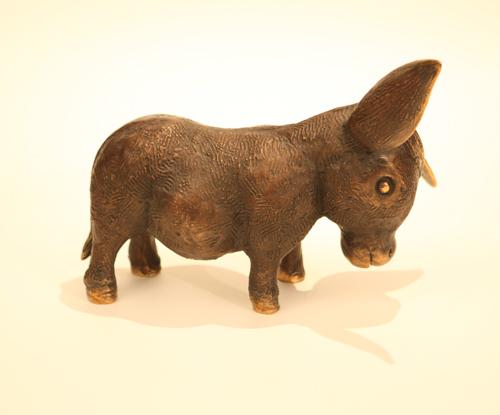 Kumpf Esel