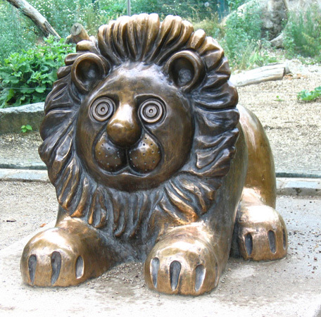 Kumpf Der große Löwe