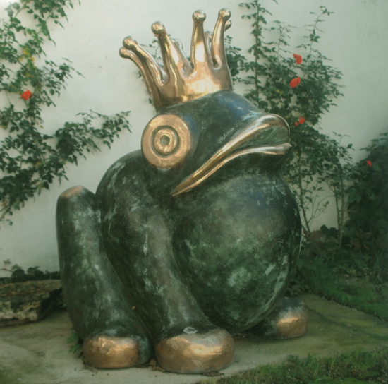 Kumpf Der große Froschkönig