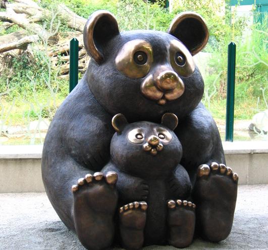 Kumpf Der große Panda
