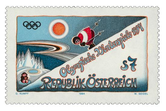 Kumpf Olympische Winterspiele 1994