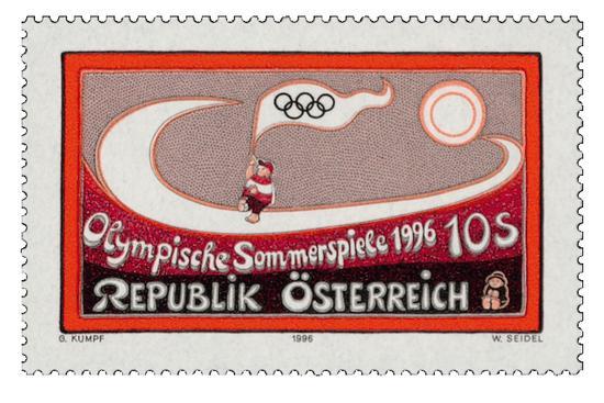 Kumpf Olympische Sommerspiele 1996