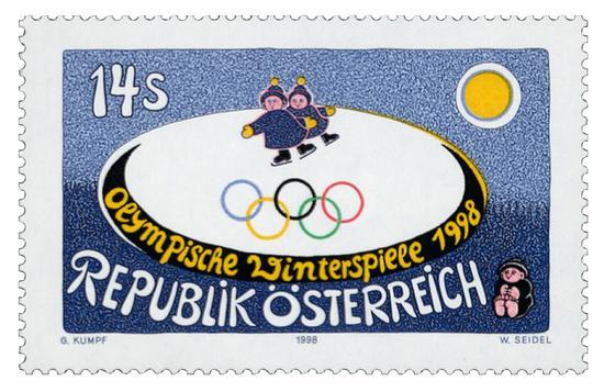 Kumpf Olympische Winterspiele 1998