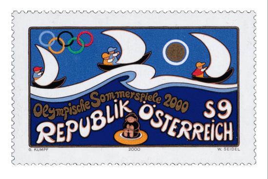 Kumpf Olympische Sommerspiele 2000