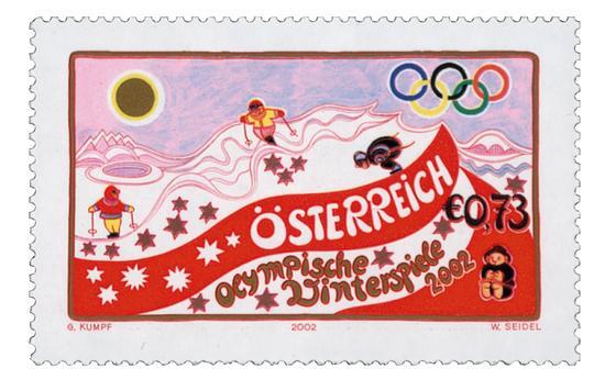 Kumpf Olympische Winterspiele 2002