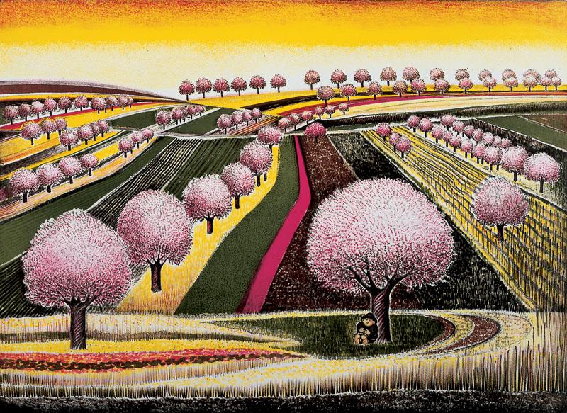 Kumpf Baumblüte