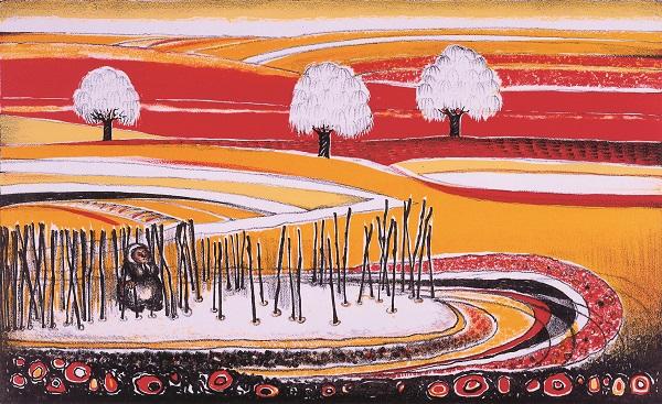 Kumpf Mohnblüte