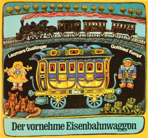 Kumpf Der vornehme Eisenbahnwaggon