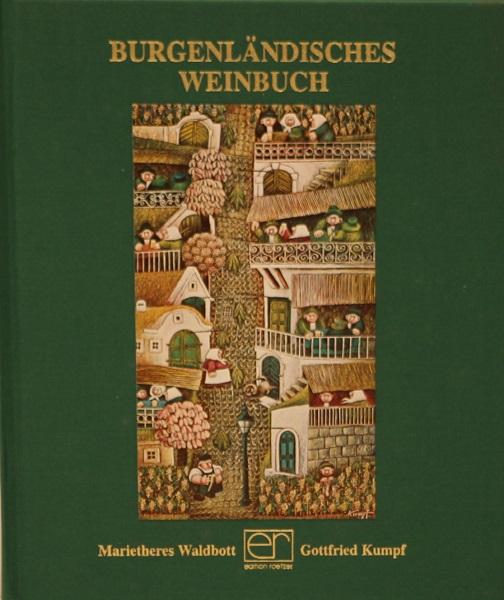 Kumpf Burgenländisches Weinbuch