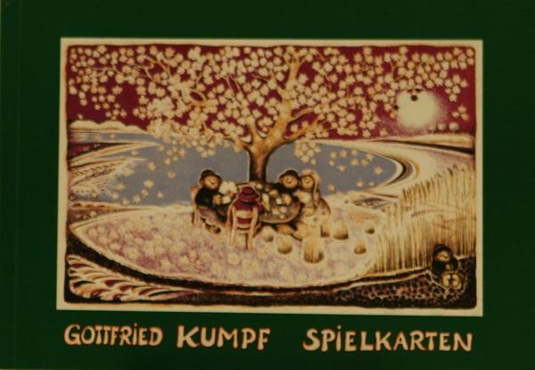 Kumpf Spielkarten Das kleine Welttheater