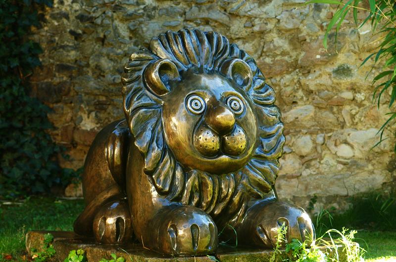 Gottfried Kumpf Löwe