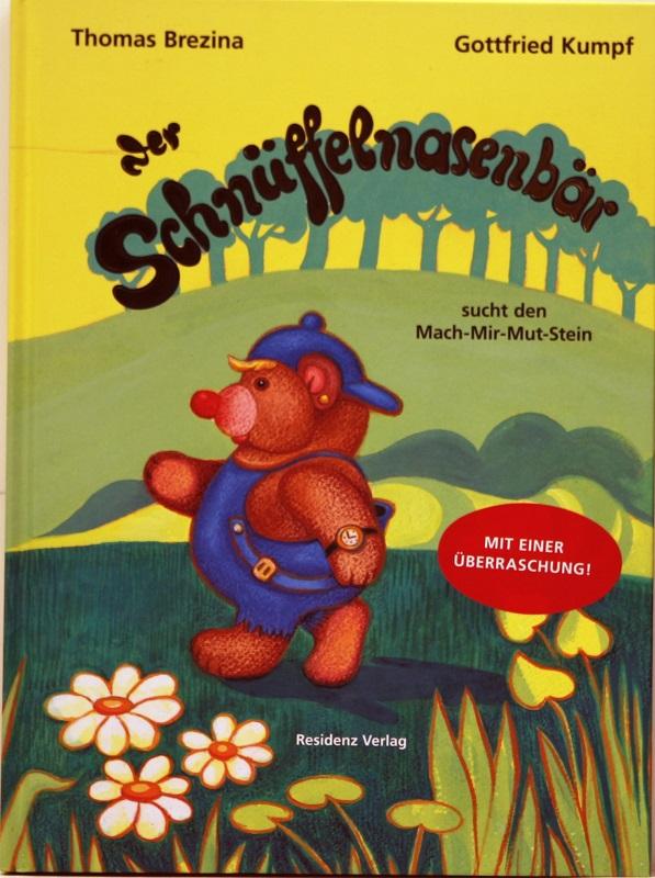 Gottfried Kumpf Drei Kinderbücher von Thomas Brezina und Gottfried Kumpf