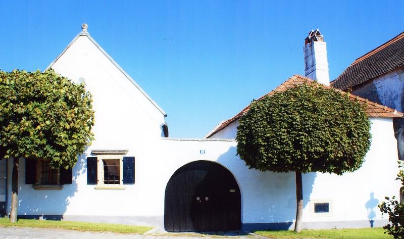 Gottfried Kumpf Haus Breitenbrunn
